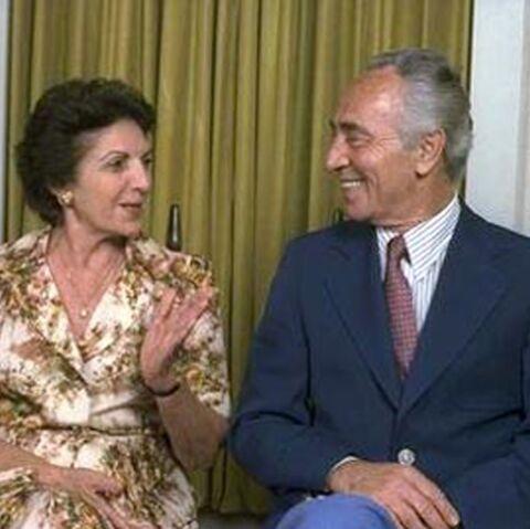 Mort de Sonya Peres, première dame (confidentielle) d'Israël