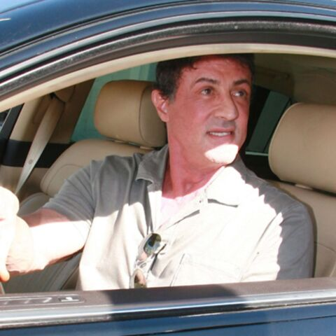 Sylvester Stallone et Gisèle Bundchen s'évadent en Volkswagen
