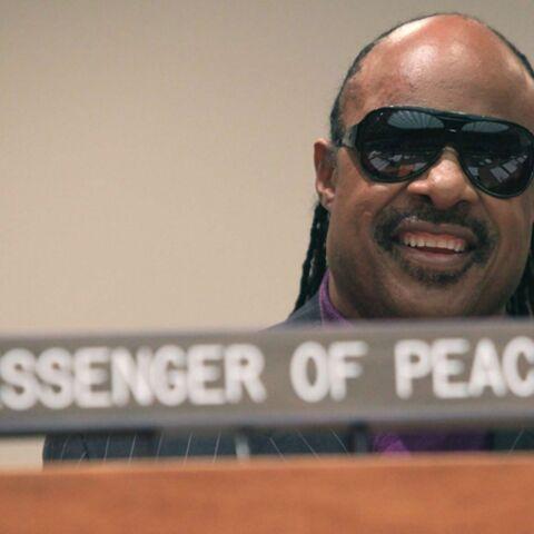 Stevie Wonder: sa mission? La paix