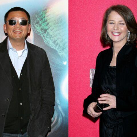 Charlotte Rampling et Wong Kar-wai récompensés