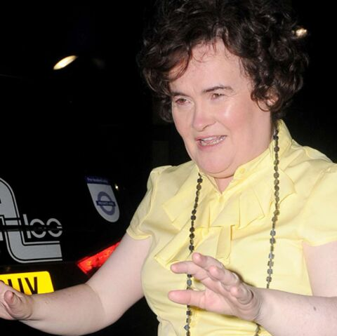 Susan Boyle: le conte de fées continue