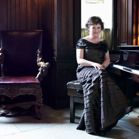 Susan Boyle chaudement pré-commandée