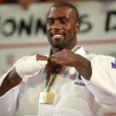Teddy Riner champion du monde