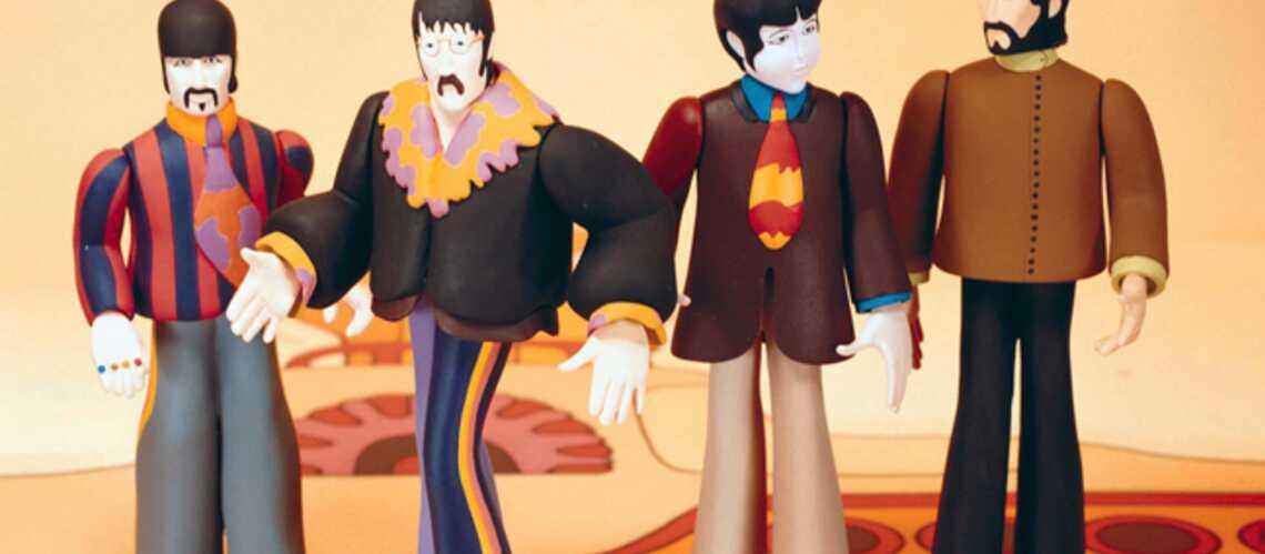 The Beatles: enfin leur vraie empreinte digitale!