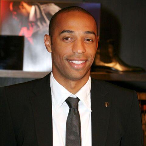 Thierry Henry, footballeur au grand cœur