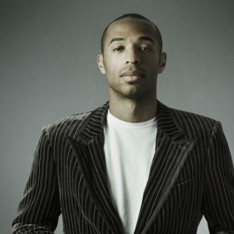 Thierry Henry a nouveau célibataire