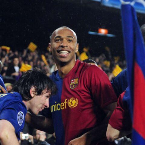 Thierry Henry: son équipe passe à l'étape suivante