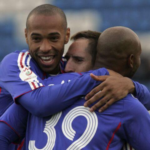 Thierry Henry vaut de l'or