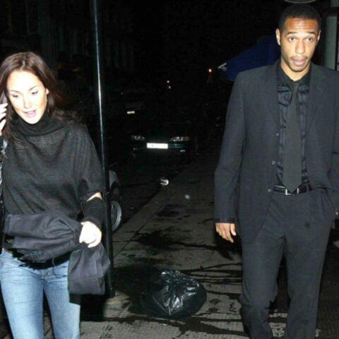 Thierry Henry est divorcé