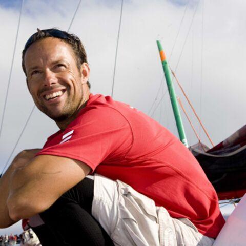 Thomas Coville, nouveau recordman de l'Atlantique