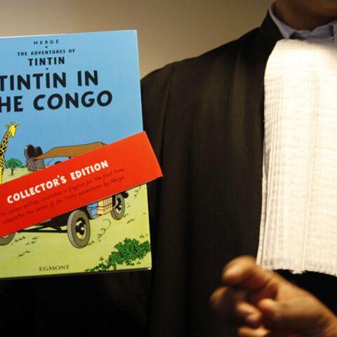 Tintin au Tribunal