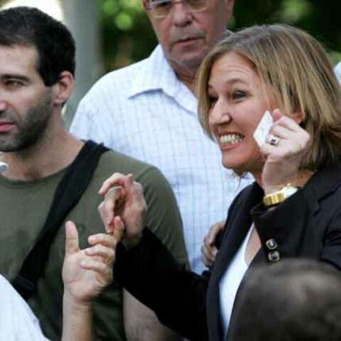 Tzipi Livni succède à Ehud Olmert