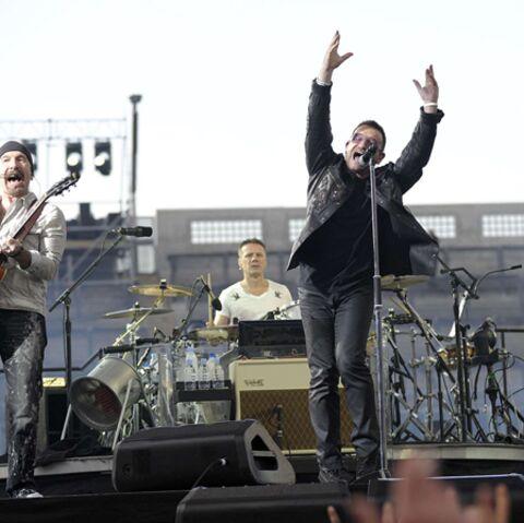 U2: la bande à Bono se paie Superman