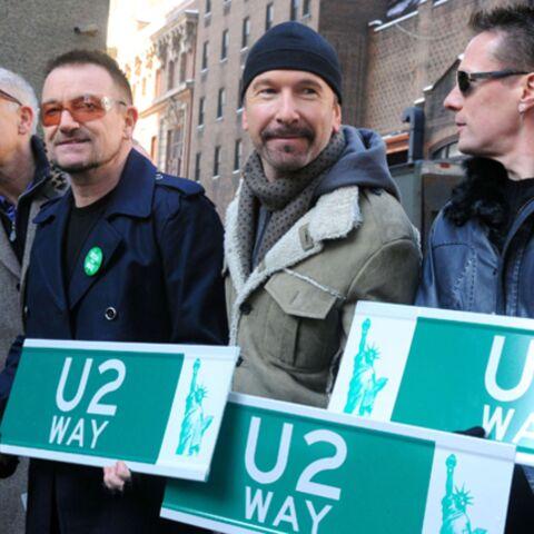 U2: une rue pour eux aussi