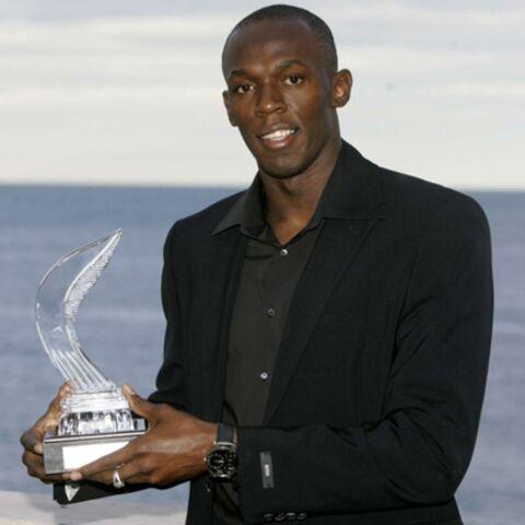 Usain Bolt est sacré athlète de l'année