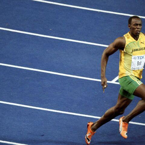L'hommage de «L'Equipe» à l'éclair Usain Bolt