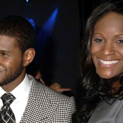 Usher sera papa d'un petit garçon…