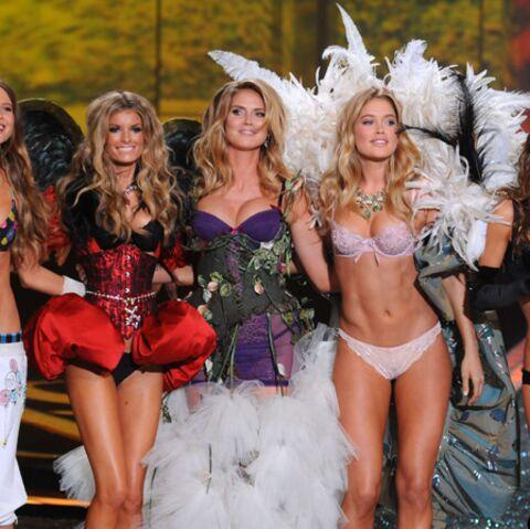 VIDEO- Victoria's Secret défile sur Paris Première