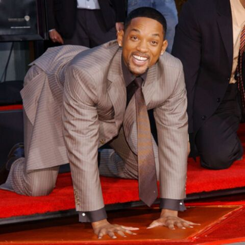Will Smith laisse son empreinte à Hollywood