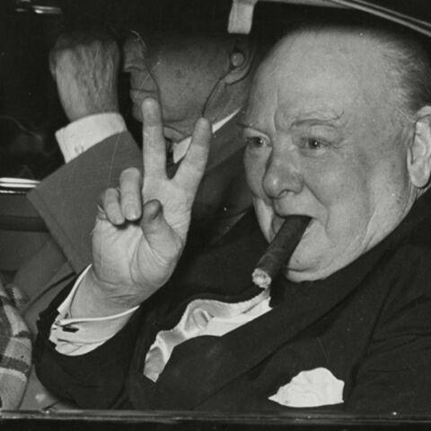 Winston Churchill, London Bridge