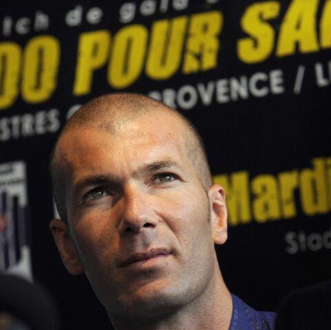 Zinedine Zidane: zéro regret pour son coup de tête