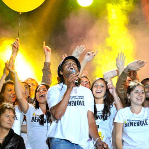 SOS Racisme met le feu au Champ de mars le 14 juillet