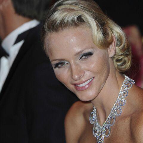 Charlène de Monaco honore la Fashion week parisienne
