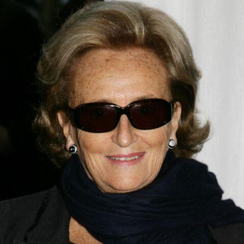 Bernadette Chirac enfin rock'n'roll!