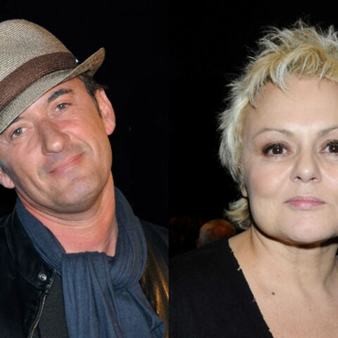 Muriel Robin et Christophe Dechavanne: friture sur la ligne