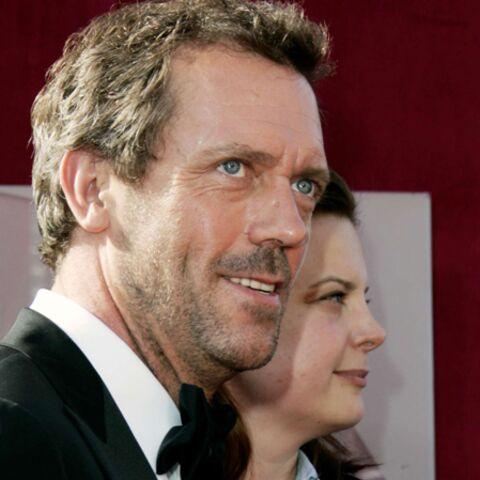 Hugh Laurie: pourquoi il cache sa femme