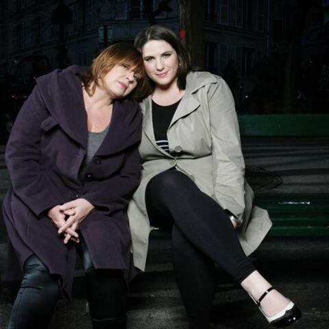 Michèle Bernier se confie à sa fille Charlotte