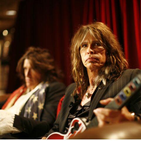 VIDEO- Aerosmith ne finira pas sa tournée américaine
