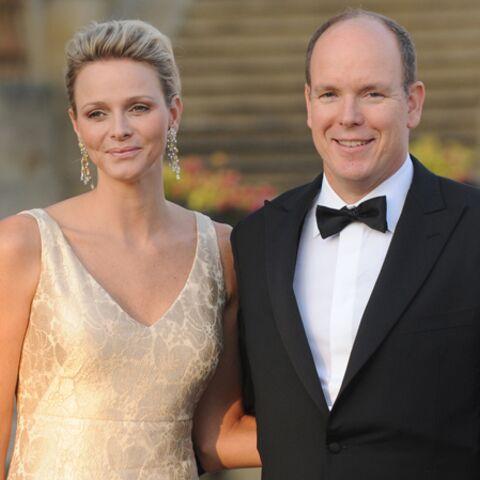 Albert II et Charlène de Monaco, radieux à Londres