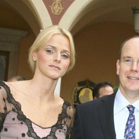 Le prince Albert et Charlène