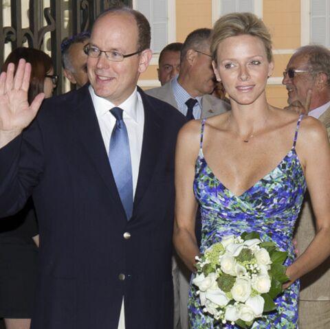 Albert II et Charlène se replongent dans leur mariage