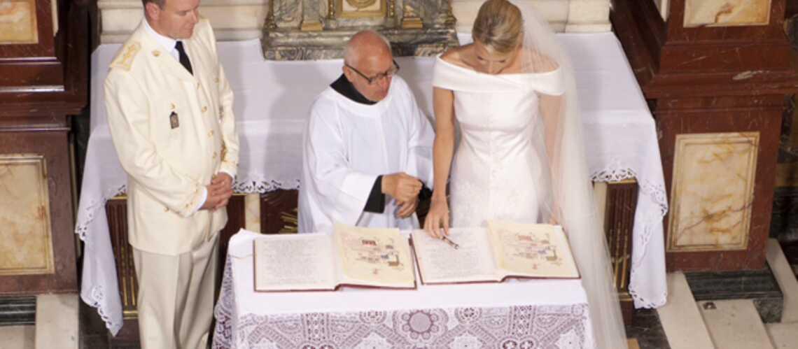 Albert II et Charlène, un mariage signé Mont Blanc