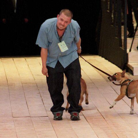 Alexander McQueen: son royaume, c'est pour les chiens
