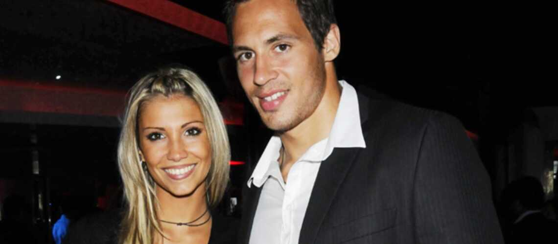 Alexandra Rosenfeld plaque au corps le rugbyman Sergio Parisse
