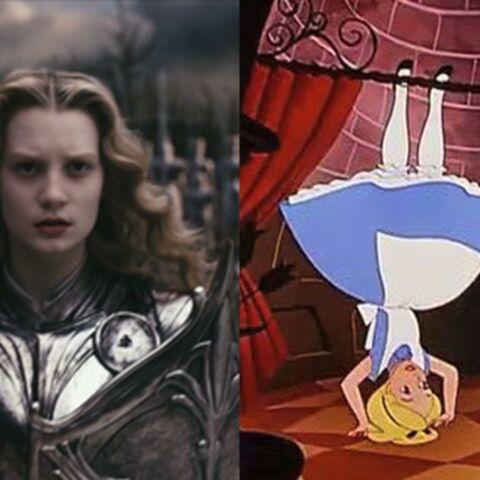 Regardez- Alice au pays des Merveilles, d'un Disney à l'autre