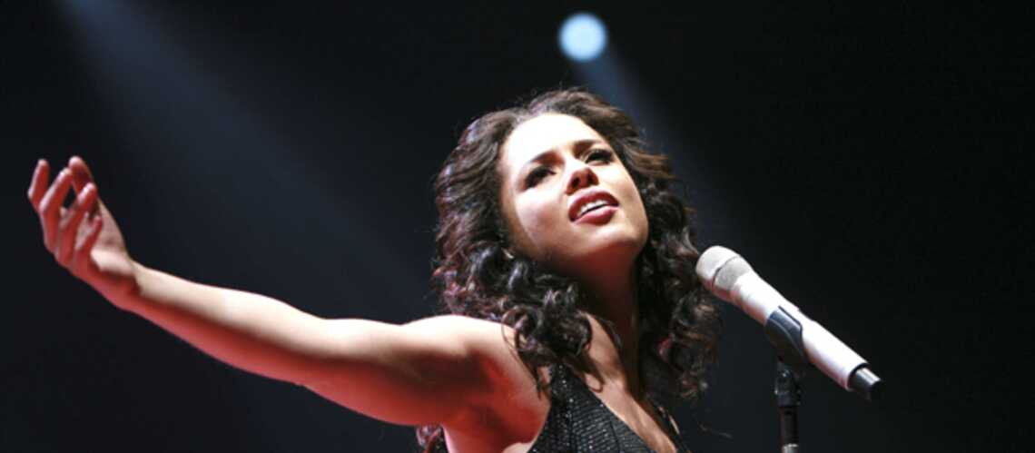 Alicia Keys donne un coup de frein à sa carrière