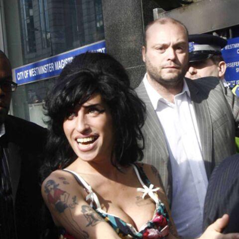 Amy Winehouse a trouvé sa nouvelle drogue