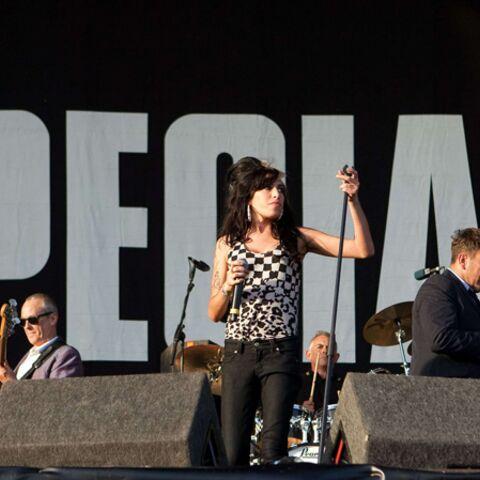 Amy Winehouse a retrouvé la scène!