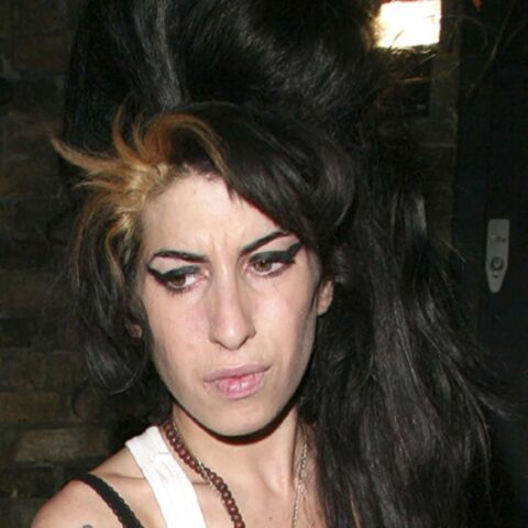 Amy Winehouse rate son propre anniversaire
