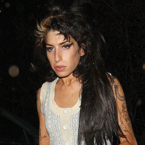 Amy Winehouse est toujours à l'hôpital