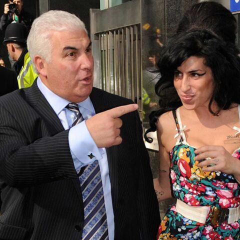 Amy Winehouse a un nouveau maître chanteur
