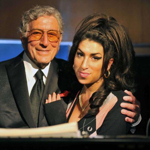 Audio- Amy Winehouse et Tonny Bennett chantent en duo