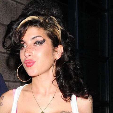 Amy Winehouse: chic plastique
