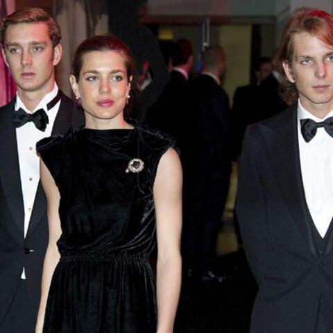 Charlotte, Pierre et Andrea assurent le Bal de la Rose