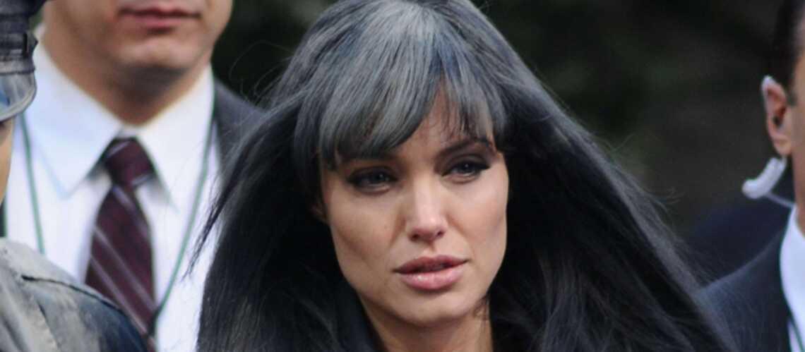 Angelina Jolie: y a comme un malaise…