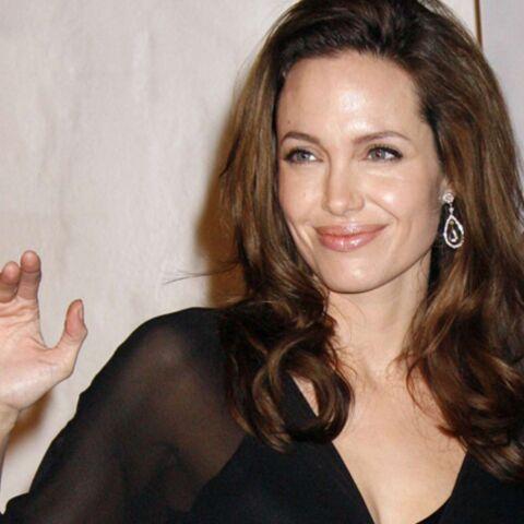 Angelina Jolie récompensée!